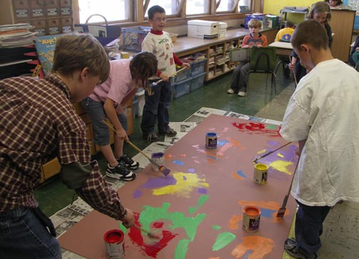 Fremonthayelementary for Extra mural classes